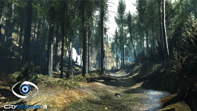 CryEngine 3 Wii U
