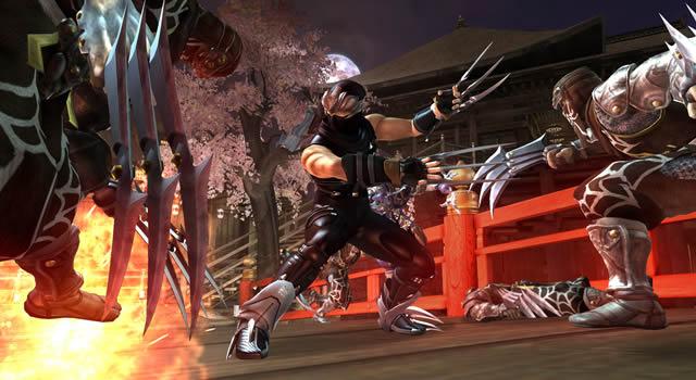 Ninja Gaiden wii u