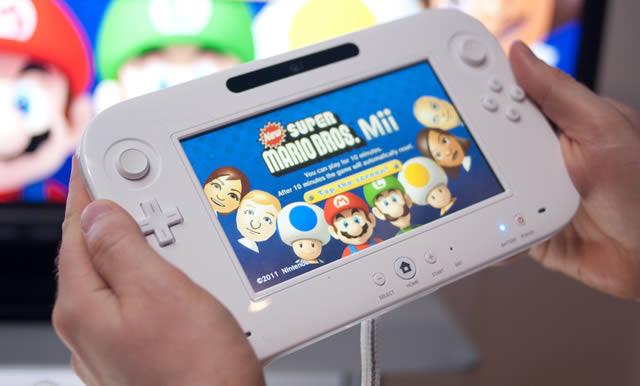 Wii U launch date