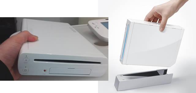Wii U vs Wii: size comparison - NintendoToday Wii Console Specs on