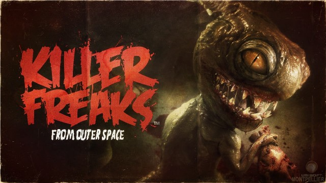 Killer Freaks From Outer Space art
