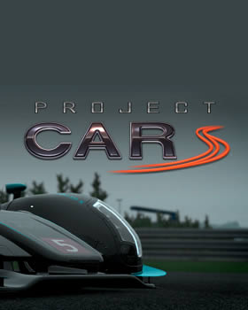 Project Cars Wii U box