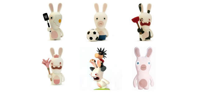 Rabbids Party Land