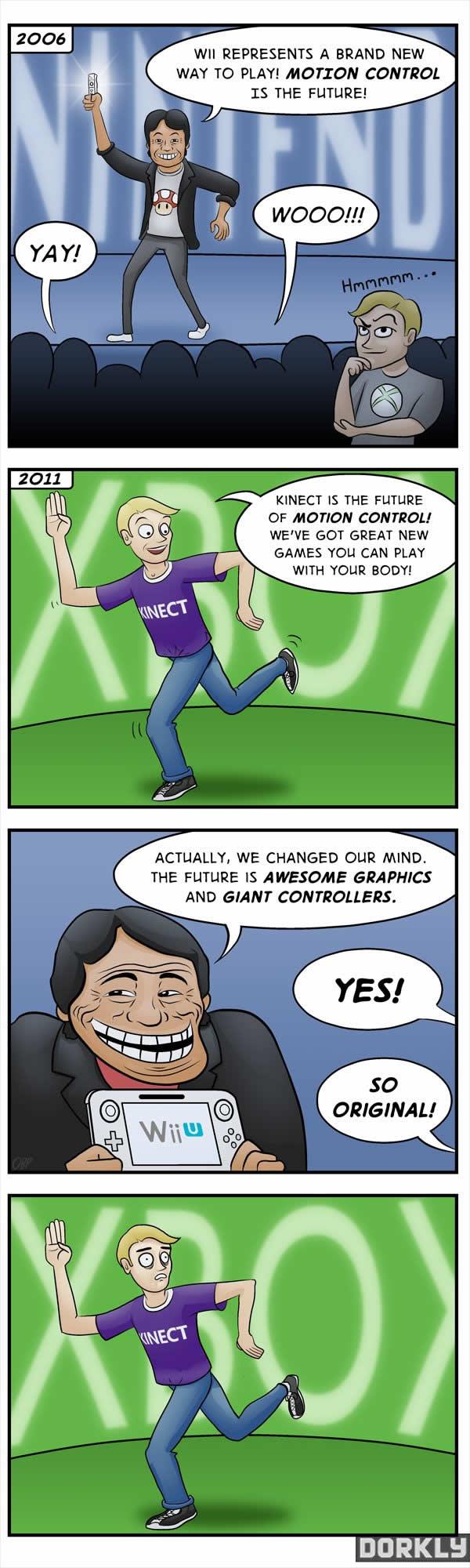 Wii U comic large