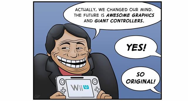 Wii U Comic