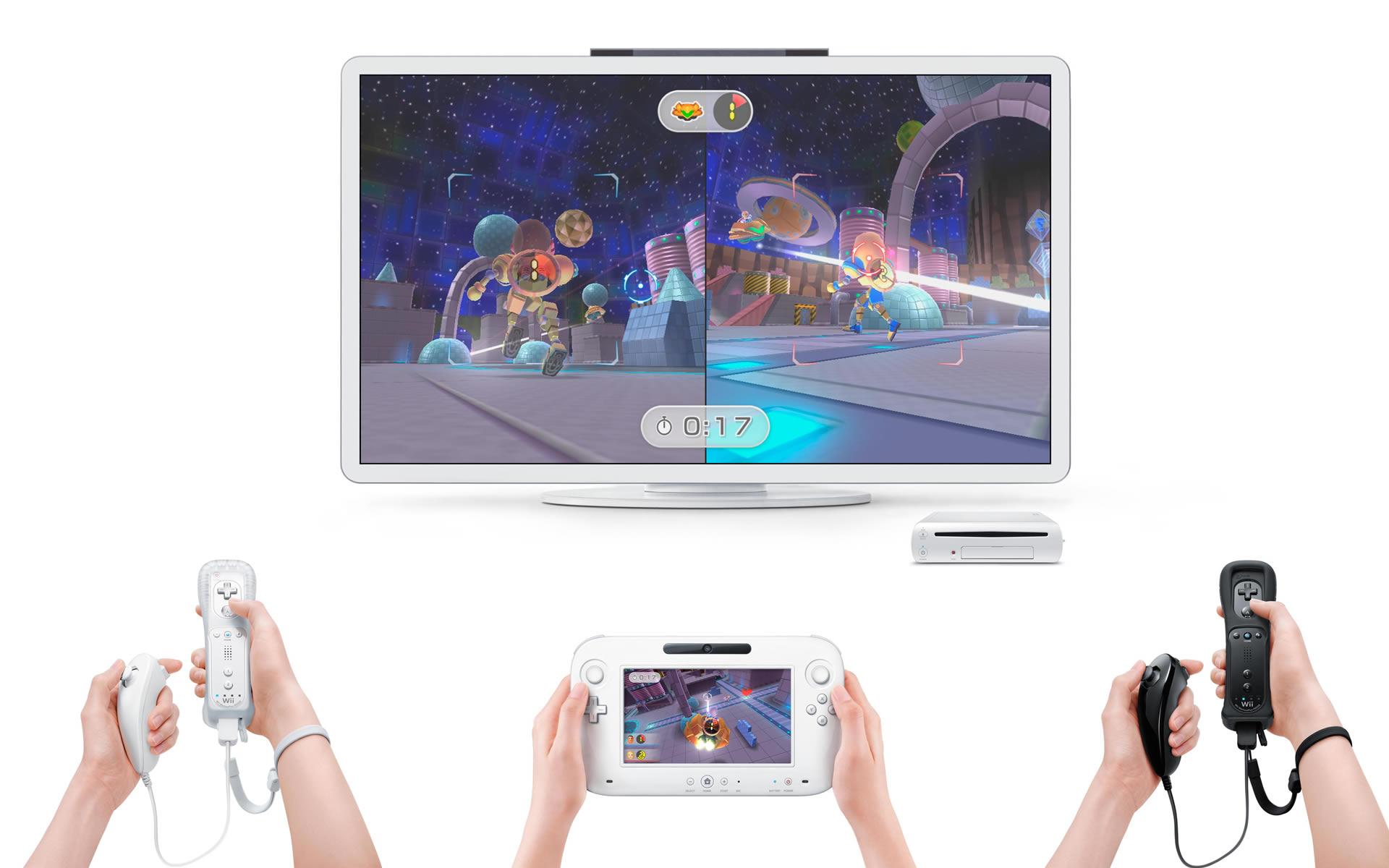 Wii U Wallpaper 2