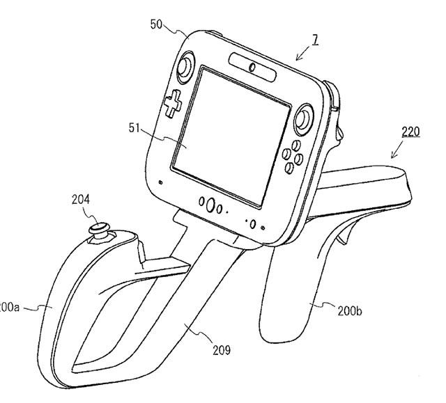Wii U Zapper 2