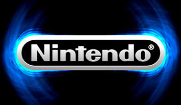 Dark Nintendo Logo