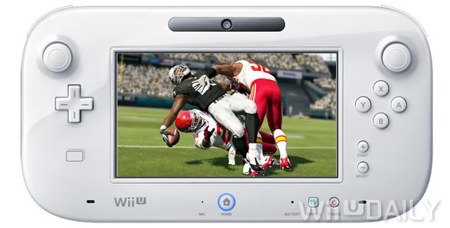 Madden Wii U