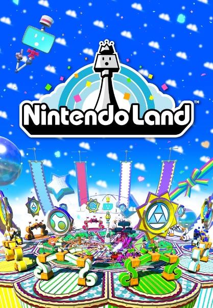 Nintendo Land screenshots