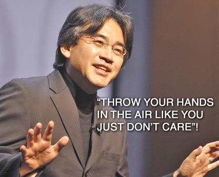 Nitnendo Satoru Iwata