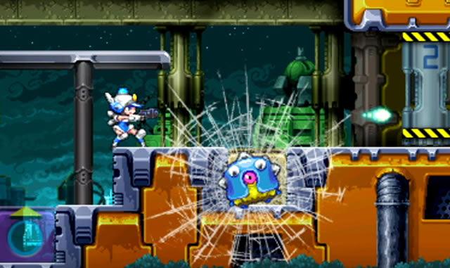 Mighty Switch Force HD Wii U eSsop