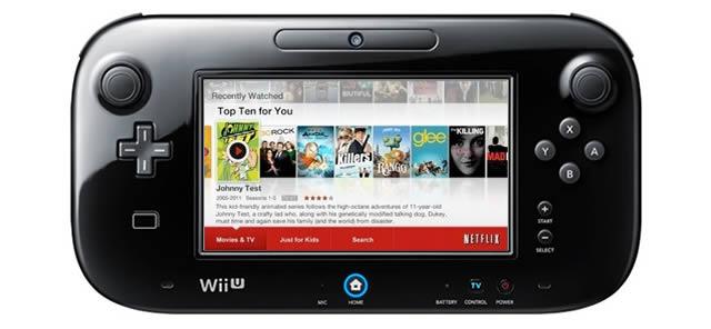 Netflix Wii U