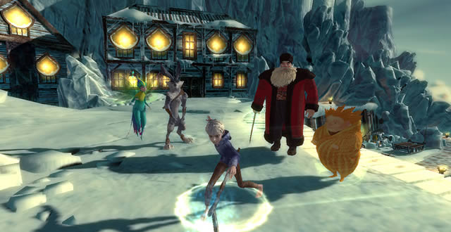 Rise Of The Guardians Wii U release date