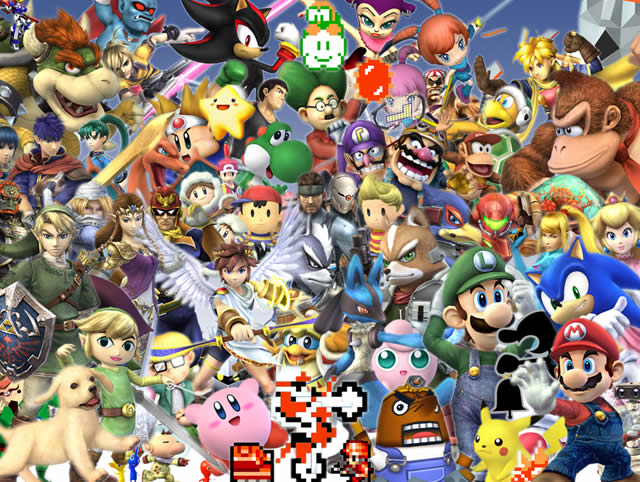 super smash bros wii u won t feature more characters nintendotoday