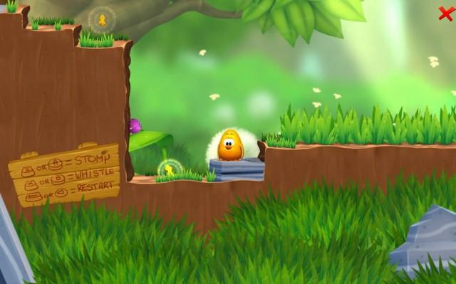 Toki Tori 2 Wii U