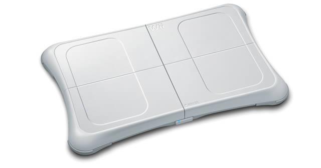 Wii U balance board