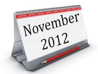 Wii U release date november