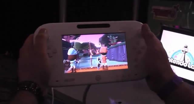 Wii U videos
