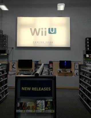 Best Buy Wii U