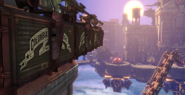 BioShock Infinite Wii U