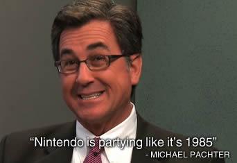 Michael Pachter Wii U