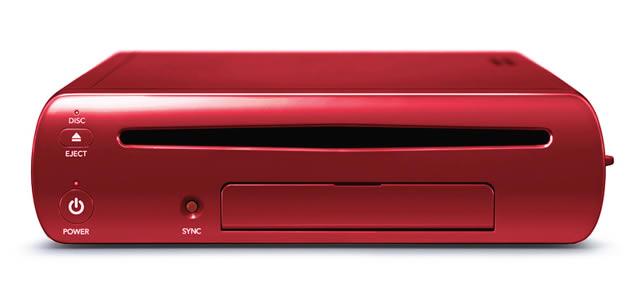 Red Wii U
