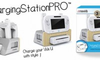 Wii U charging station