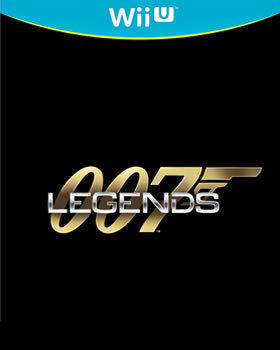 007 Legends Wii U box