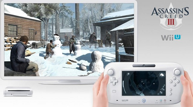 Assassin's Creed 3 Wii U