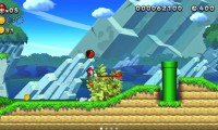 New Super Mario Bros U screenshots