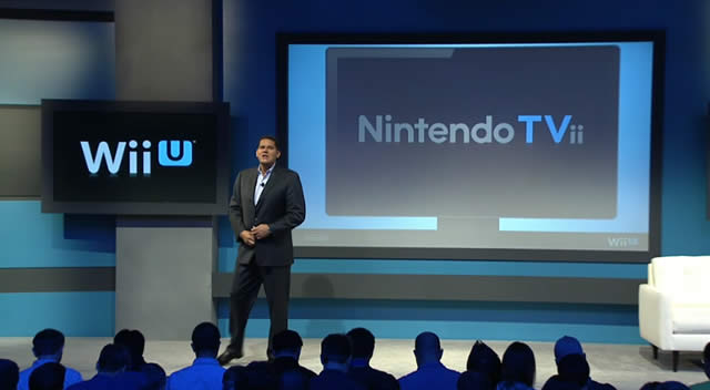 Nintendo TVii for the Wii U