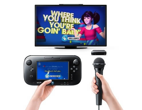 Sing Party Wii U image
