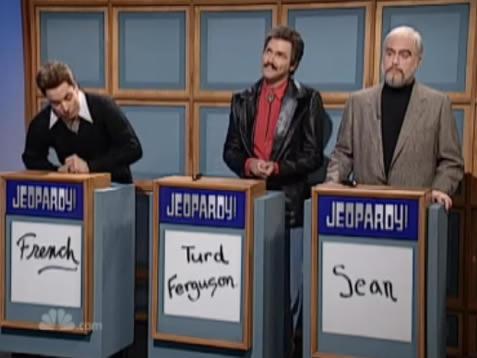 Jeopardy SNL Wii U