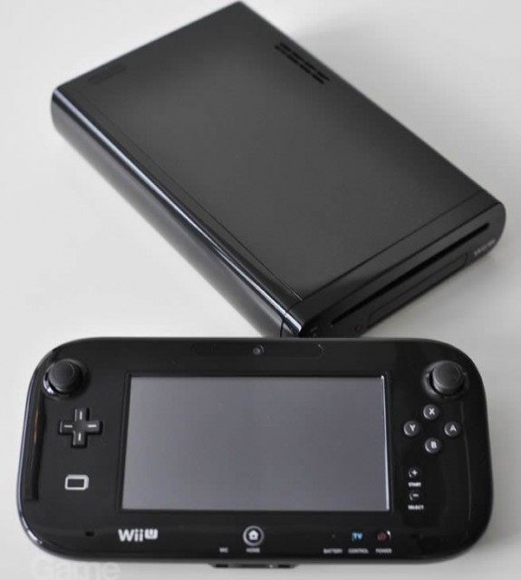 Wii U hardware photos
