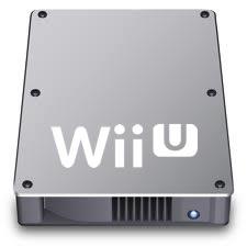 Wii U hard drive