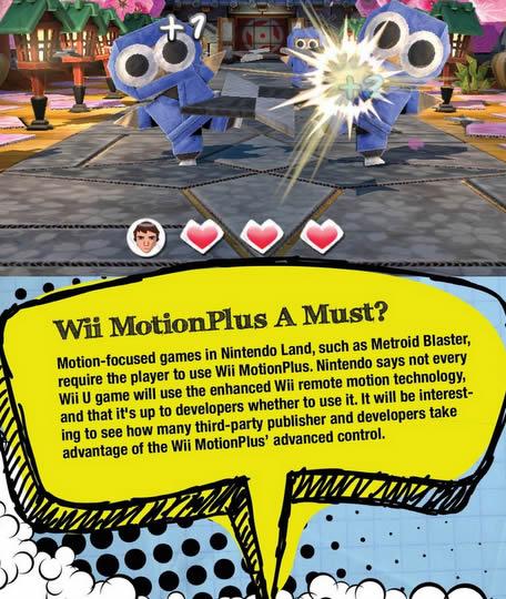 Wii u motionplus