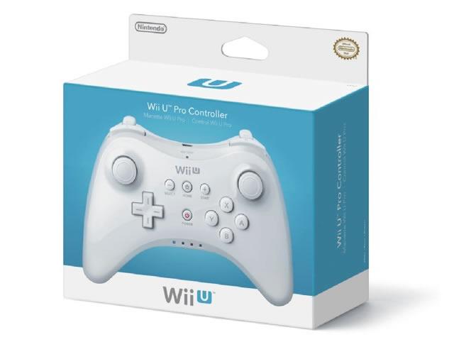 Wii U pro controller box design