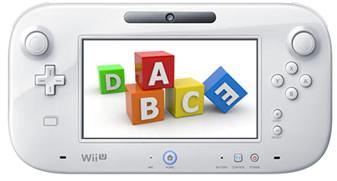 Wii U toy