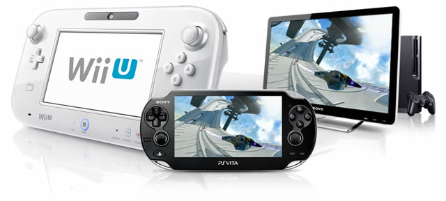 Wii U vs Vita