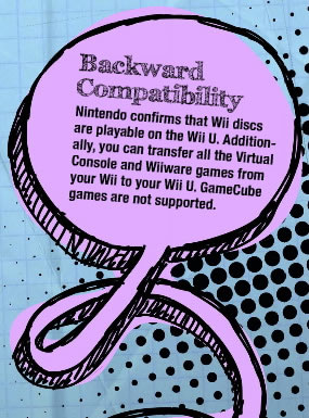Wii U backwards compatibility
