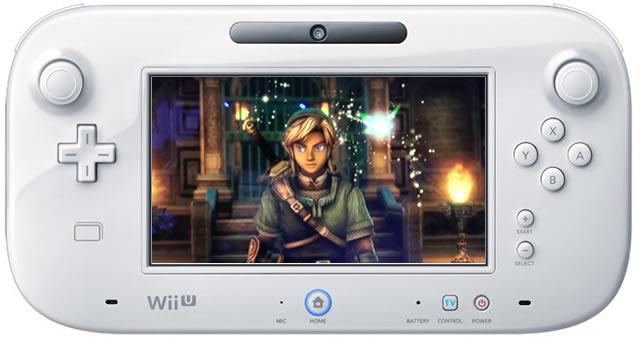 Wii U Zelda feature