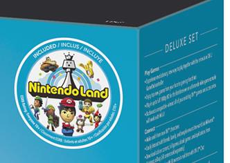 Wii U deluxe box