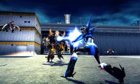 Transformers-Prime_Wii-U-screenshot_Arcee-in-battle
