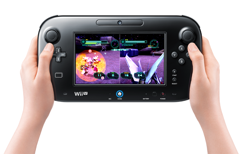 Wii U Game Trailer : Transformers prime wii u screenshots and trailer