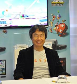 Miyamoto Wii u
