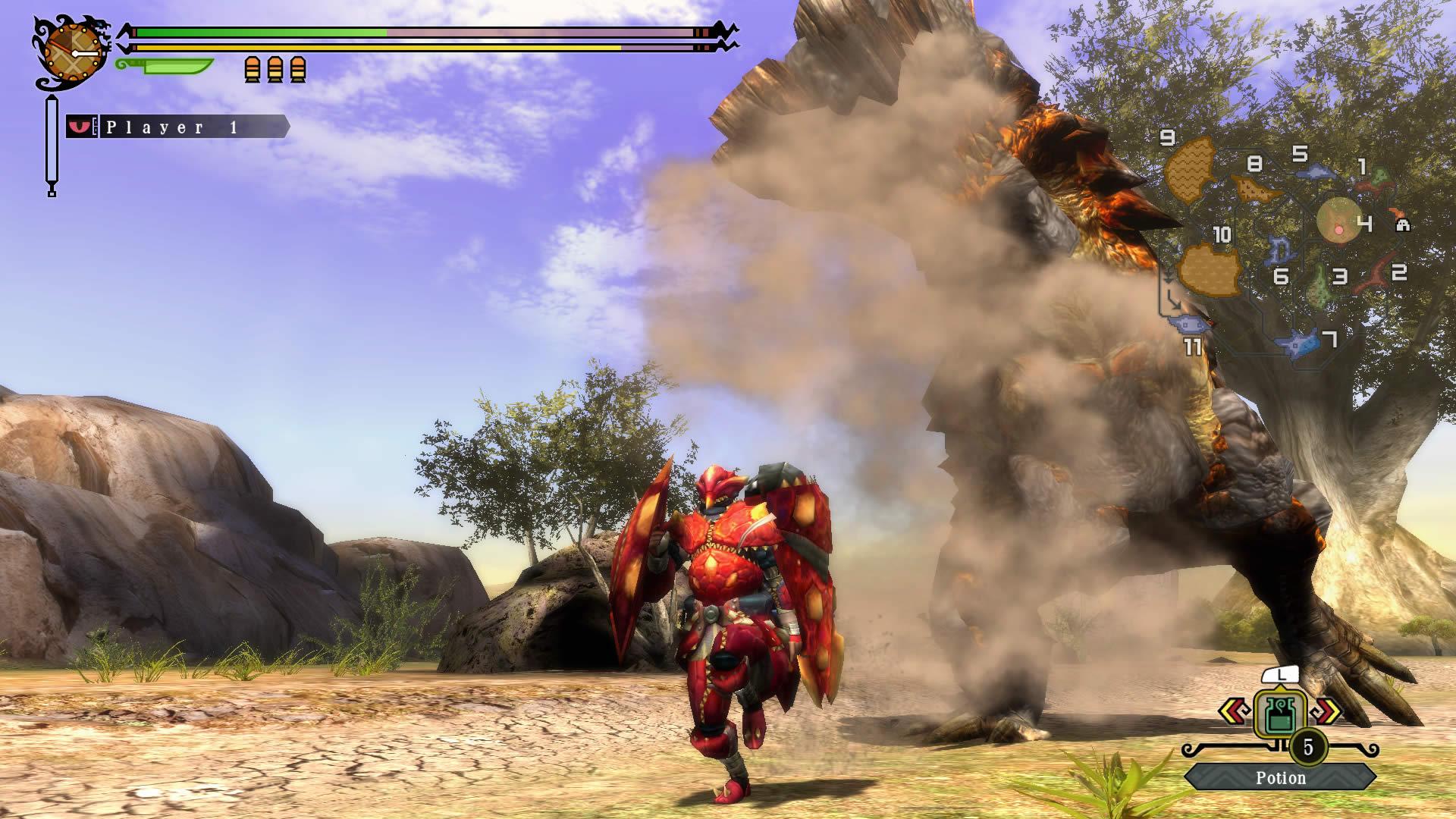Monster hunter ultimate wii u screenshots nintendotoday