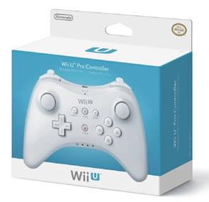 Wii U pro controller box