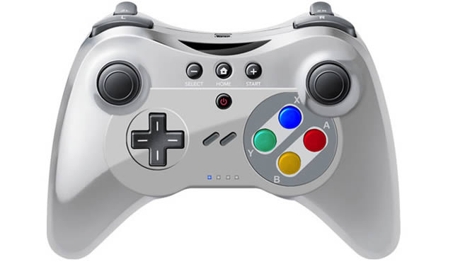 Wii U SNES