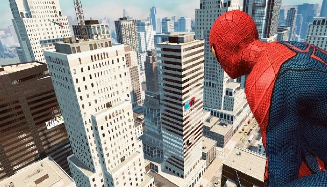 Spider-Man Wii U